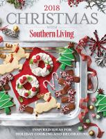 Christmas With Southern Living, 2018