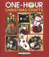 One-hour Christmas Crafts