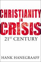 Christianity in Crisis