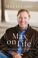 MAX ON LIFE