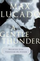 A Gentle Thunder