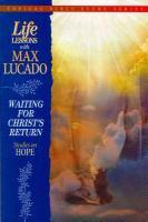 Waiting For Christ's Return