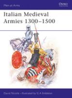 Italian Medieval Armies, 1300-1500