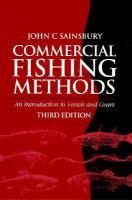 Commercial Fishing Methods