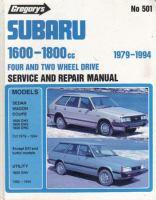 Subaru 1600-1800cc
