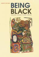 Being Black