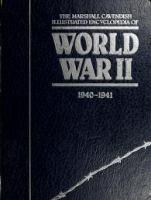 The Marshall Cavendish Illustrated Encyclopedia Of World War II