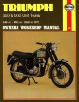Triumph 350 And 500 Twins Owners Workshop Manual