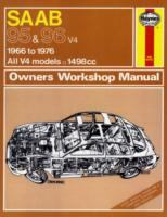 SAAB 95/96 V4 OWNERS WORKSHOP MANUAL, 1966 THRU 1975