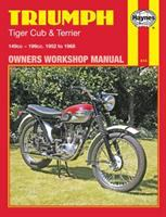 Triumph Tiger Cub And Terrier Owners Workshop Manual, 1952 To 1968