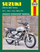 Suzuki 250 & 350 Twins Owners Workshop Manual