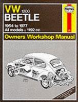 Volkswagen Beetle 1200 Owners Workshop Manual