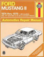 Ford Mustang II Owners Workshop Manual