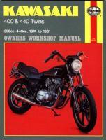 Kawasaki 400 & 440 Twins Owners Workshop Manual