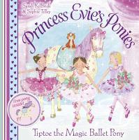 Tiptoe the Magic Ballet Pony