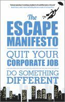 The Escape Manifesto