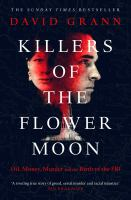 Indian Trails BCB : Killers of the flower moon