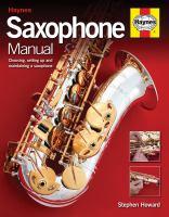 Haynes Saxophone Manual