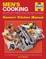 Men's Cooking