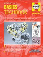 Motorcycle Basics Techbook