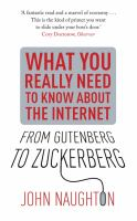 From Gutenberg to Zuckerberg