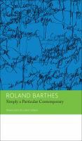 Roland Barthes