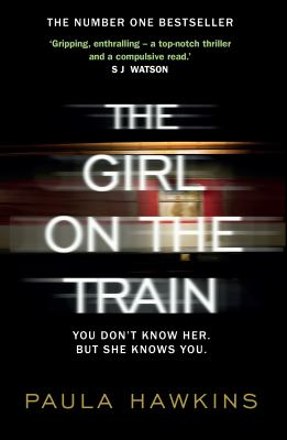 Book Cover - The girl on the train