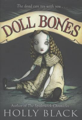 Cover image for Doll Bones