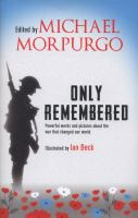 Only Remembered