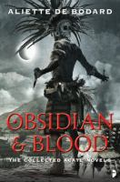 Obsidian & Blood