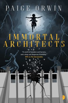 Cover image for Immortal Architects
