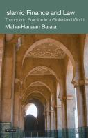 Islamic Finance and Law