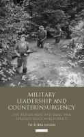 Military Leadership and Counterinsurgency