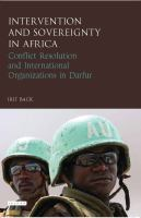 Intervention and Sovereignty in Africa