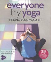 Everyone Try Yoga