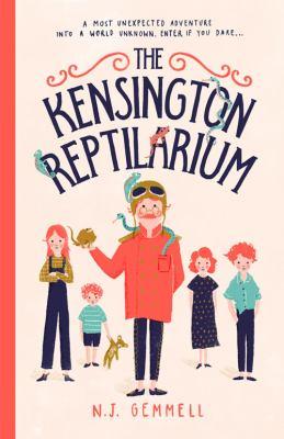 Cover image for The Kensington Reptilarium