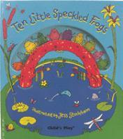 Ten Little Speckled Frogs