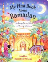 My First Book About Ramadan