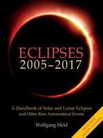 Eclipses 2005-2017