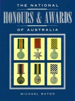 The National Honours and Awards of Australia