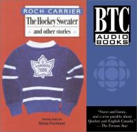 The Hockey Sweater, and Other Stories
