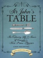 Image: Sir John's Table