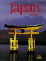 Japan, the Land