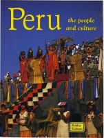 Peru, the People and Culture