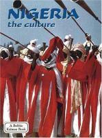 Nigeria, the Culture