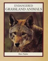 Endangered Grassland Animals