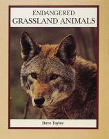 Endangered Grassland Animals