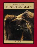 Endangered Desert Animals