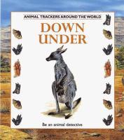 Animal Tracker Series: Down Under