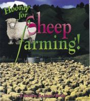 Hooray for Sheep Farming!